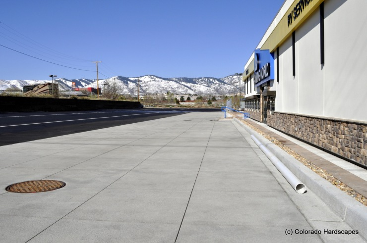 Pervious concrete in Colorado doesn't have to crumble