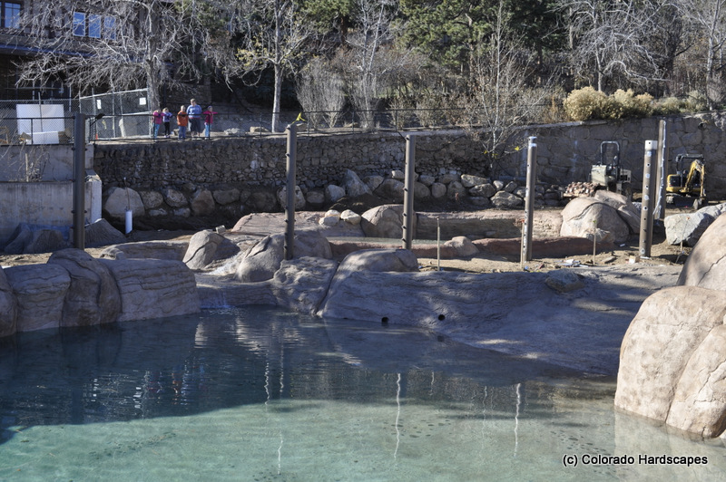 Cheyenne Mountain Zoo - getting closer!