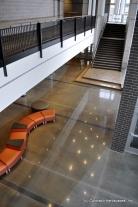 Custom Bomanite Polished Floors