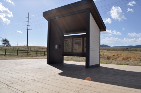 Colorado Hardscapes installed this Bomanite imprinted concrete over 18 years ago in Greenland, Colorado