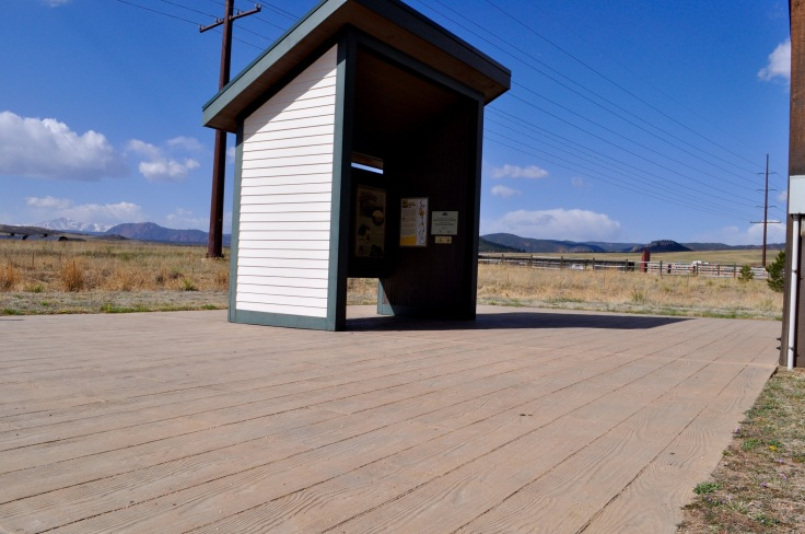 Colorado Hardscapes installed this Bomanite imprinted concrete over 18 years ago in Greenland, Colorado