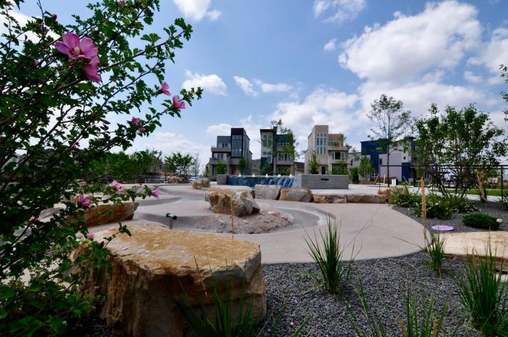 Homeplate Park at Midtown